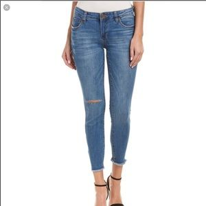 Kut From The Cloth Janet Ankle Skinny Size 6